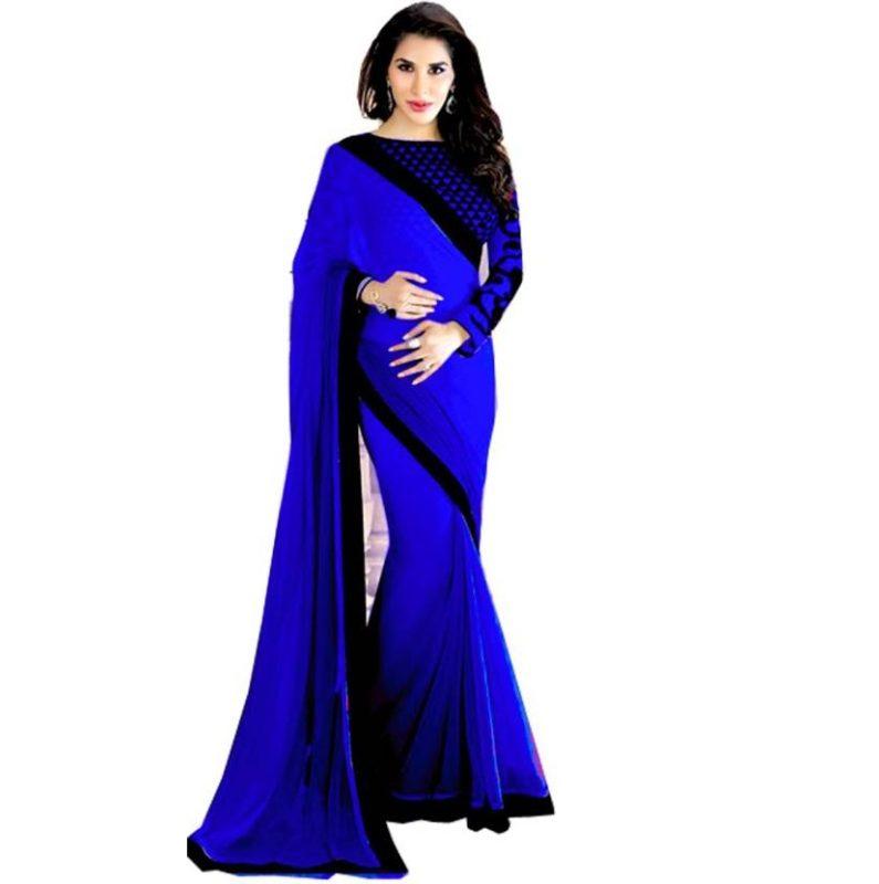 Winza Designer Embellished Bollywood Chiffon Sarees