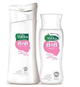 vatika bb shampoo free sample