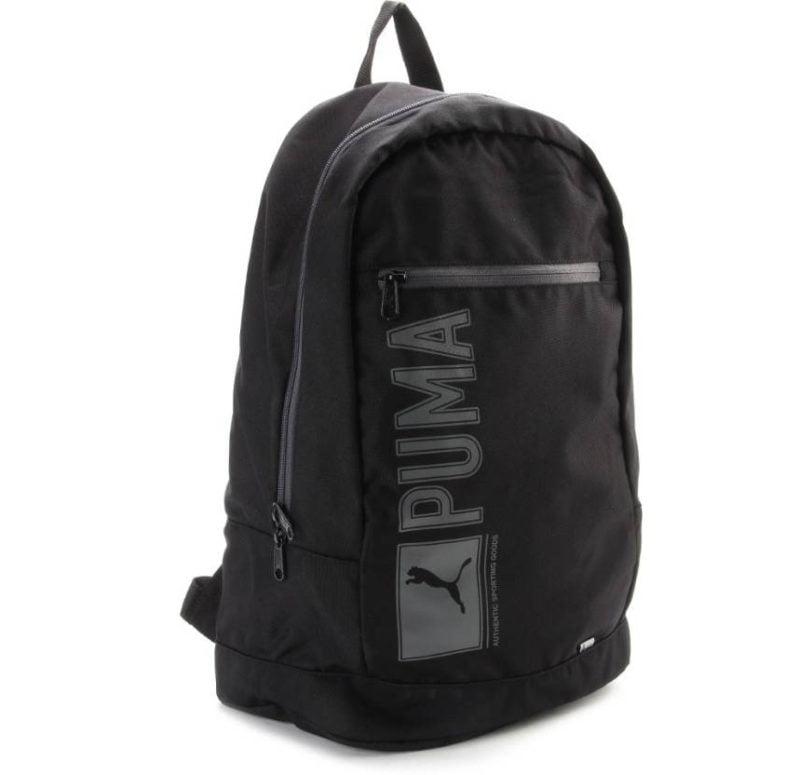 Puma Pioneer Backpack black in Rs. 659