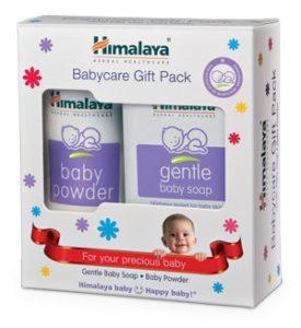 Himalaya Babycare Soap Powder Gift Box