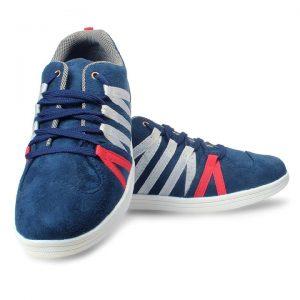 BACCA BUCCI MEN Blue Casual Shoe