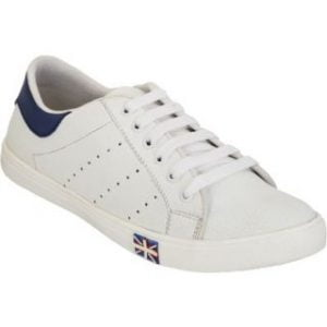 HOCO LOCO LONDON Outdoor White Casual Shoes HR 126 LOR26WHTBLU