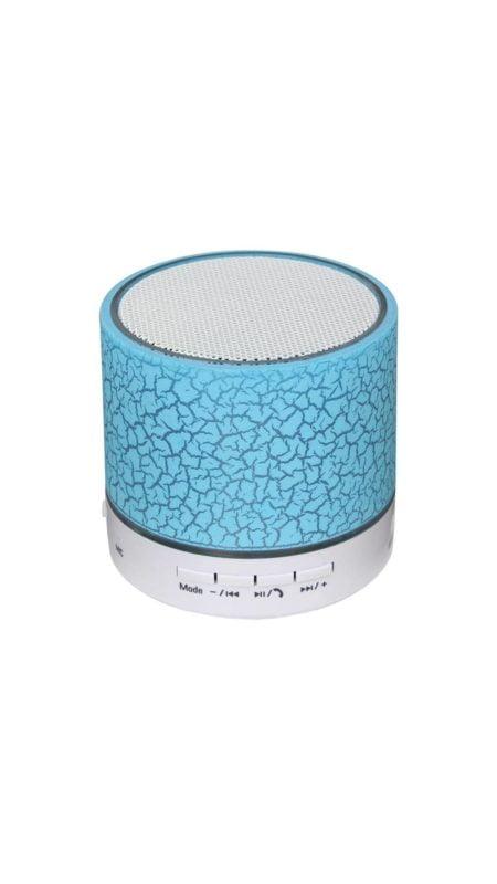 MINI Wireless Bluetooth Speaker Colorful USB SpeakerBlue