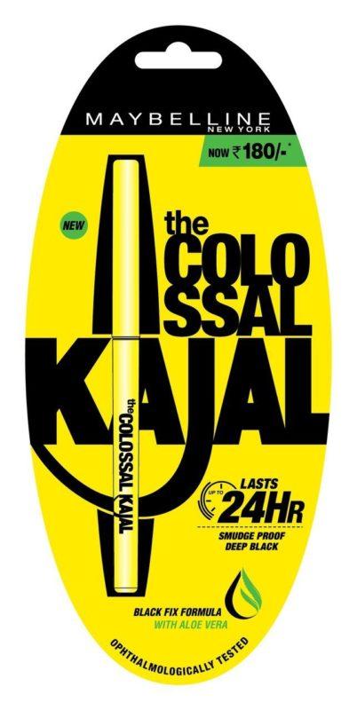 Maybelline New York Colossal Kajal Black 0.35g