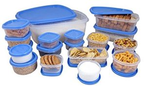 Princeware SF Package Container Set 18 Pieces Blue