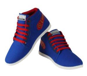 Bersache Orifwsh Blue Sneakers