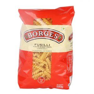 Borges Fusilli Durum Wheat 500g Pasta