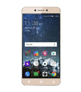 Coolpad Cool 1 Gold with 3GB RAM 32GB memory
