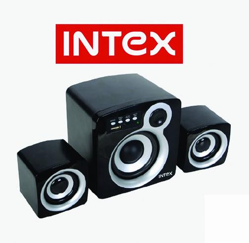 Intex 2.1 Computer Speakers in Rs. 650