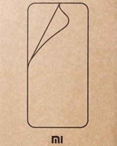 Redmi Clear Protective Skin in Rs. 1