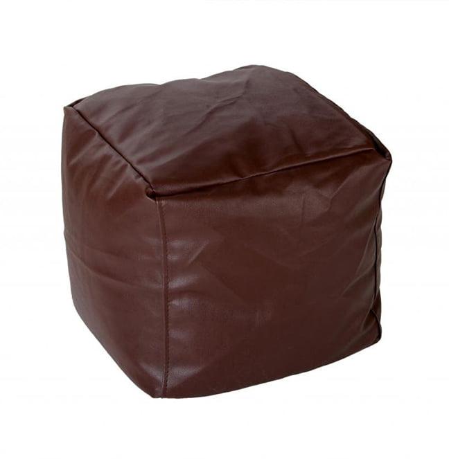 Comfy Puffy XL Size Brown Bean Bag