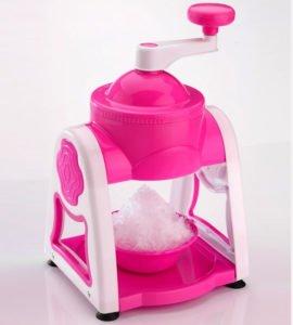 Easy Ice Crusher Gola Maker
