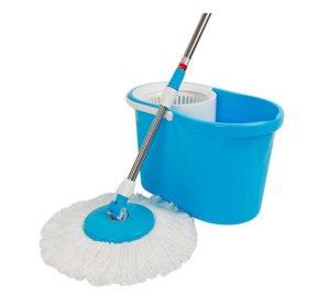 Easy Magic Floor Mop 360° with Bucket Rotating Head