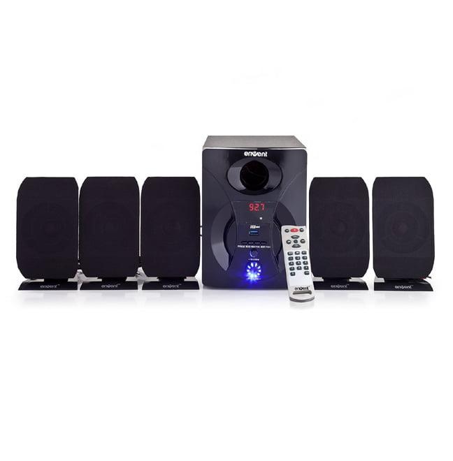 Envent ACE 5.1 Multimedia Home Audio Speakers
