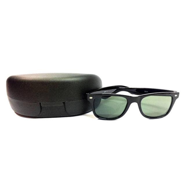 Fashionext Wayfarer Green Sunglasses