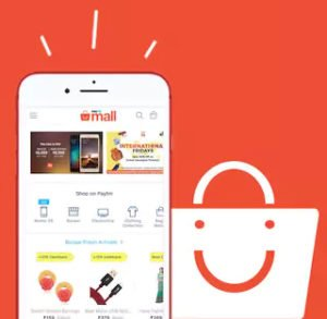 Rs. 20 Cashback on Recharge by Install Paytm Mall App