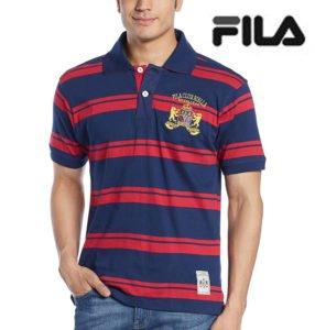 Upto 60 of on Fila Mens T shirts