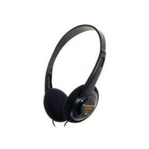 Panasonic RP HT6E K Headphones Lowest