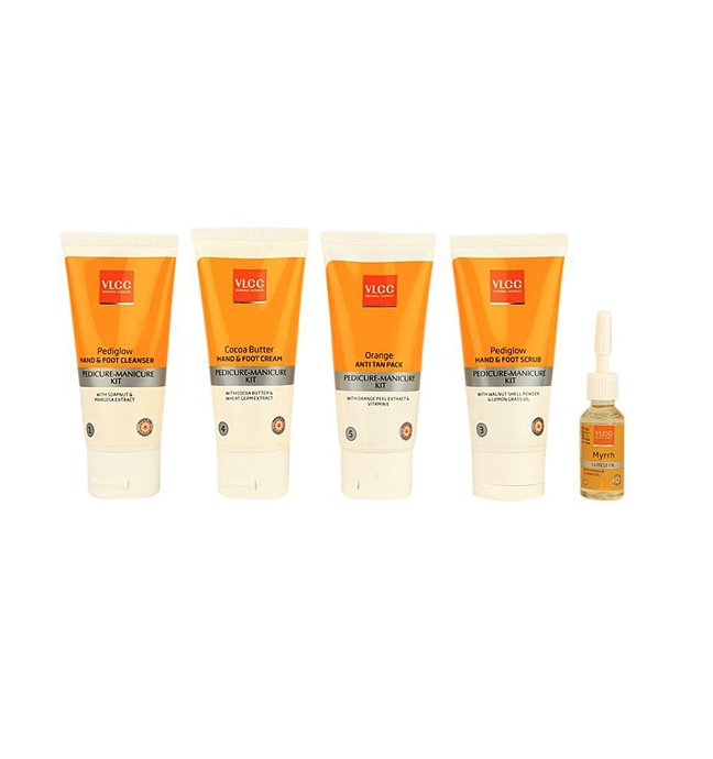Pedicure and Manicure Kit of VLCC