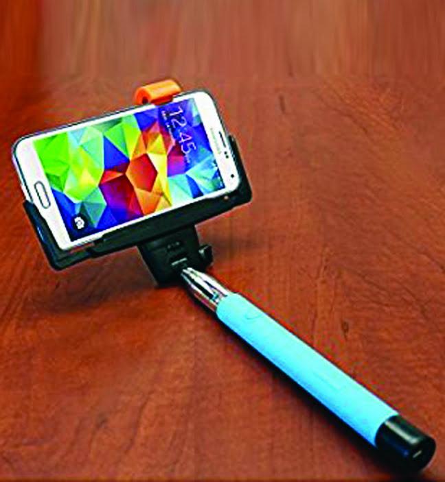 Photron Inbuilt Bluetooth Extendable Wireless Selfie Stick