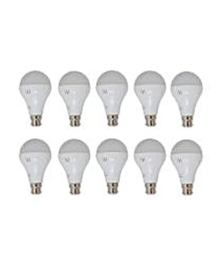 10 3 Watt LED Bulbs Pack