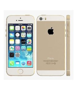 Apple iPhone 5s Gold Silver 16 GB