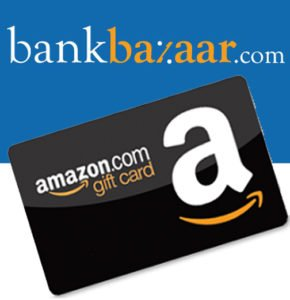 Apply for Credit Card and Get Free Amazon Gift Card