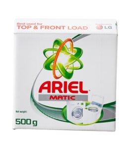 Ariel Matic 500 g Pack Detergent Powder