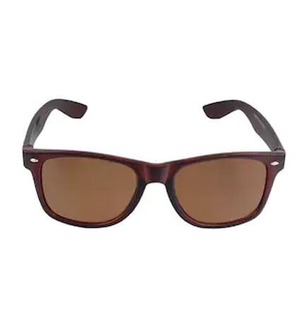 Austin Stylish Brown Wayfarer Sunglasses in Rs. 9