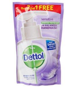 Dettol Liquid Handwash 175 ml Buy 2 Get 1 Free