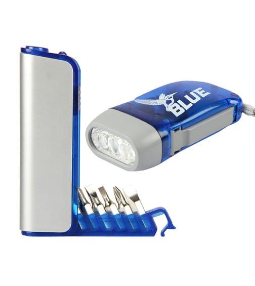 Generic Screwdriver Set With LED Light