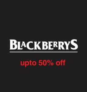 Get 50 Off on Blackberrys Mens Clothing
