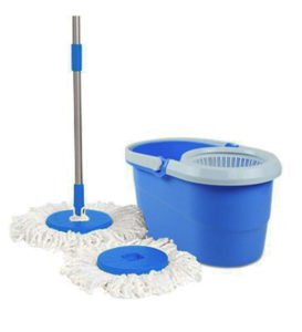 Magic Floor Mop with Dryer at Unbelivable Price