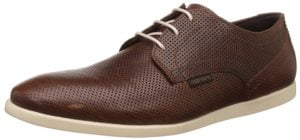Red Tape Mens Leather Boat Shoes
