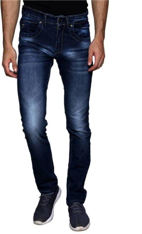 SuperX Slim Mens Blue Jeans