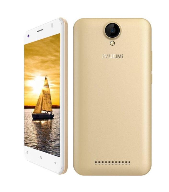 iVooMi Me5 4G VoLTE 16 GB 2 GB RAM Gold