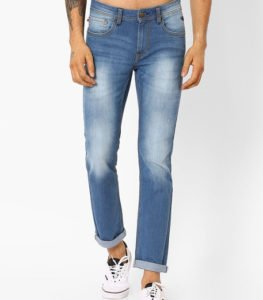 75 off on All Branded Jeans at AJIO