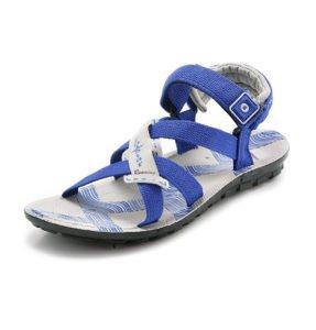 AeroStar Mens Super 61 Blue Sandals