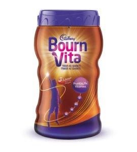 Bournvita Five Star Magic 1 kg Chocolate Drink Jar