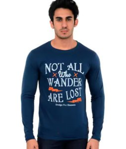 Dfh Full Sleeves T shirts Starting Rs98