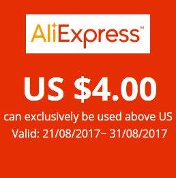 Ger 4 Free Ali Express Coupon Now