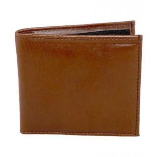 Home Fluent Brown Wallet For Men brw