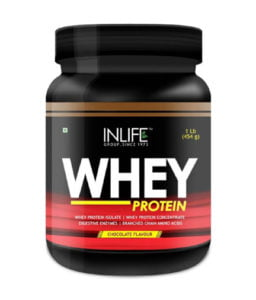 INLIFE Protein Supplements and Vitamins upto 45 Off