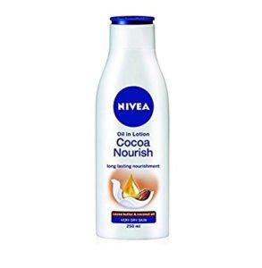 Nivea Cocoa Nourish Long Lasting Nourishment Body Lotion 200 ml