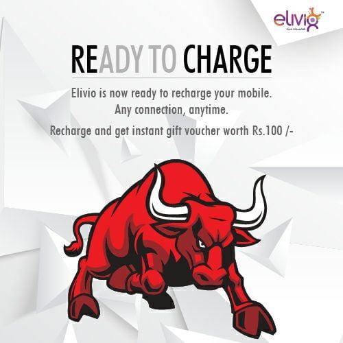 Recharge Mobile of Rs. 100 Get Flipkart Gift Voucher of Rs. 100