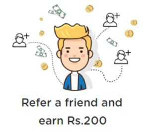 Refer a friend and earn Rs.200 with Housejoy