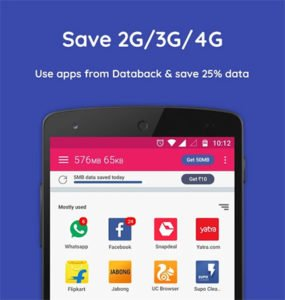 Save Your 4G Data with Fastest Data Saver