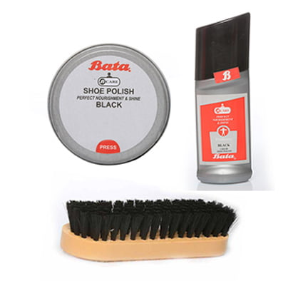 Buy Bata Shoes Care Products