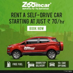 Earn upto ₹20000 a month by sharing your car
