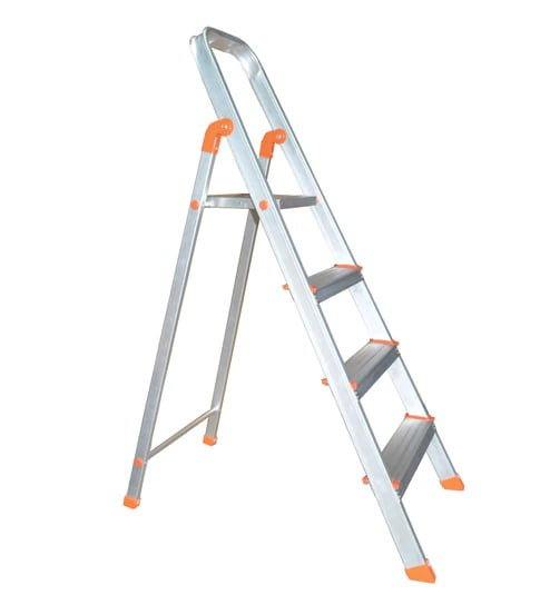 Get Huge Discounts on Aluminium Ladders